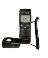 Light Meter LM-50KL Measures LED/Fluorescent - Includes Calibration Cert... - £50.88 GBP