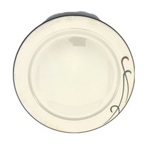 homer laughlin Lyrica 12 Inch Meat Cheese And Platter Cake Plate Resteraunt Ware - $12.38