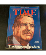 Time Magazine 1976 The American Presidents Teddy Roosevelt Special Report - £8.51 GBP