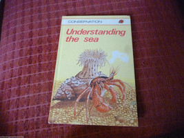 Vintage 1979  Lady Bird Book Understanding The Sea  series 727 - $8.45
