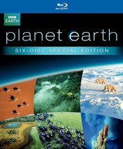 Planet Earth - The Complete Collection (Blu-ray, 2011, 6-Disc Set, Gift Set)