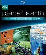 Planet Earth - The Complete Collection (Blu-ray, 2011, 6-Disc Set, Gift ... - $14.95