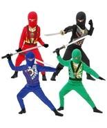 Charades Ninja Avenger Assassin Series 4 Childrens Kids Halloween Costum... - £21.36 GBP