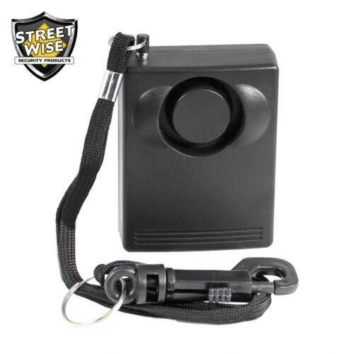 Primary image for Streetwise Personal Protection Alarm Loud Self Defense 130DB Panic Security Safe