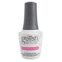 新品-Harmony Gelish Soak Off Nail Gel-Foundation NH1310002-.5oz / 15ml-$ 19.75