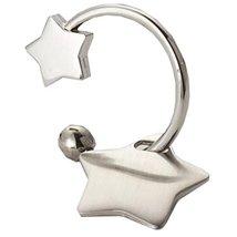 Creative Durable Portable Keychain Key Holder Pendant Key Ring Star - $13.11