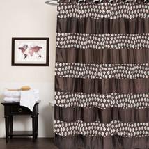 "Popular Bath Sinatra Orb Collection - 70"" x 72"" Bathroom Shower Curtain - $27.49"