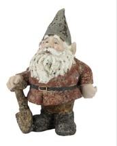 Garden Gnome Holding Shovel 13 in m8 - $148.49