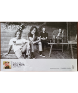 """SWMRS's """"Drive North"""" 11 x 17 music promo poster - $7.95"""