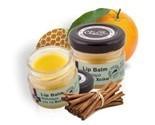 Natural lip balm orange and cinnamon 25ml. herbal lip balm orange thumb155 crop