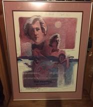Framed Poster Gunther Schuller Autograph & Eddie Concert Festival At San... - $130.54
