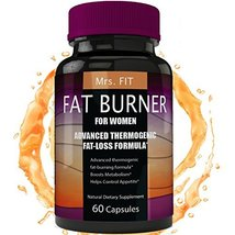 Diet Pills That Work Fast for Women | Thermogenic Belly Fat Burner with ... - $39.95