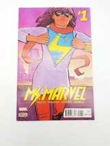 Ms Marvel #1 First Print Volume 4 Jan 2016 Marvel Comic Book Cliff Chian... - $3.99