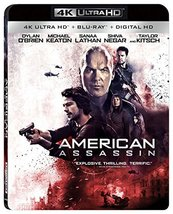 American Assassin [4K Ultra HD + Blu-ray + Digital]