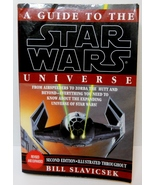 A Guide to the Star Wars Universe By Bill Slavicsek Expanded, Revised ed... - $4.49