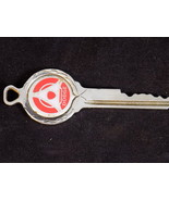 DODGE GOLD PLATED MUSCLE CAR KEY Y152 MOPAR CHARGER DART POLARA CORONET - $9.49