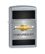Zippo Chevrolet Grill Automobile Truck Windproof Lifetime Guarantee Made... - $26.63