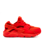 NIKE Huarache Run Activewear Athletic  Low Top Running Shoes Red Toddler... - $47.49