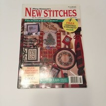 Mary Hickmott's New Stitches Magazine #19 Winter Landscape Butterfly Chr... - $12.59