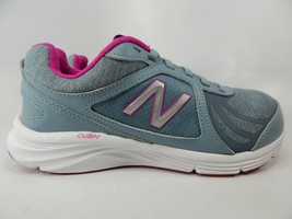 New Balance 496 v3 Size US 7.5 D WIDE EU 38 Women's Walking Shoes Grey WW496SL3