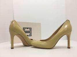 Ivanka Trump Janie Ivory Patent Leather Women's High Heels Pumps Size 9 M - $46.73