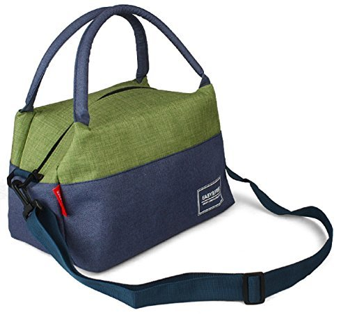 Easy&Free Cooler Bag Lunchbox Bag
