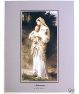 Innocence  by William Bouguereau   Old Masters Print - $21.77