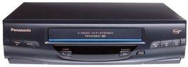 Panasonic PV-V4520 4-Head Hi-Fi VCR - $108.90