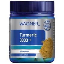 Wagner Turmeric 3333 + 100 Capsules - $83.22