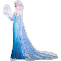 Disney 5' Photorealistic Elsa with Snowflake Airblown Inflatable Brand N... - $39.99