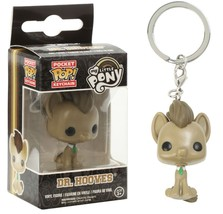 My Little Pony Funko POP! Vinyl Keychain - Dr Whooves - $15.99