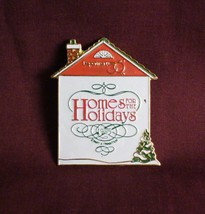 Department 56 Home For The Holidays Pin - $12.95