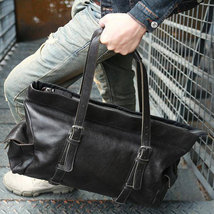 On Sale, Tote Bag, Full Grain Leather Shoulder Bag, Handmade Men Bag, Laptop Bag image 4