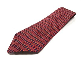Robert Talbott Multi-Color Tie Allover Pattern 100% Silk Neck Tie Made i... - $24.70