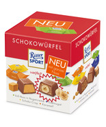 Ritter Sport Schokowürfel MIX CUBE 176g/22 pieces- Made in Germany FREE ... - $10.88
