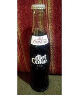 Vintage Glass Diet Coke Bottle 10 Ounce Green Glass Dayton OH. Unopened - $8.78 CAD