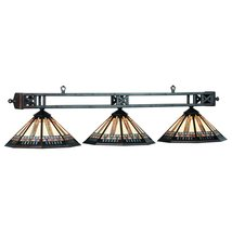 54'' WINSLOW 3 LT BILLIARD LAMP - £425.62 GBP