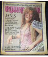 Nov 18, 1976 Rolling Stone -#226 -Janis Joplin by Ellen Willis - $10.95