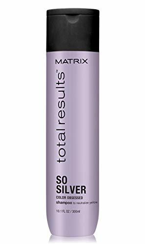 Matrix Total Results - So Silver Shampoo - 300ml / 10.1oz