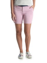 """Riders by Lee Women's 6"""" Belted Walk Shorts Size 18M Lilac Color NEW W/O... - $16.82"""