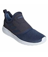Adidas Womens Shoes Navy Blue Slip-On Ortholite Float Cloudfoam Lightweight - $54.99