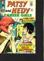 PATSY AND HEDY #105 HOLLYWOOD PAPER DOLLS 1966 MARVEL FN - $30.31