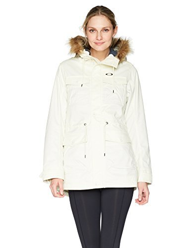 Oakley Tamarack 2.0 Jacket, Arctic White, Small