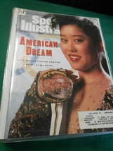 SPORTS ILLUSTRATED Mar.2,1992..AMERICAN DREAM ..........FREE POSTAGE USA - $8.50