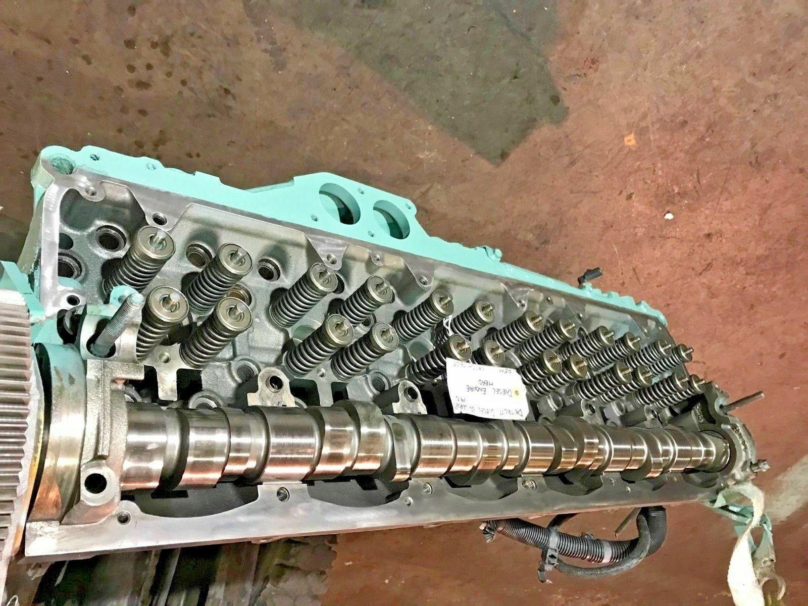 Detroit Diesel Series 60 SERIES 14L Engine Cylinder Head SCH1106137 OEM image 2