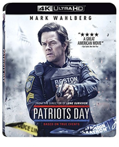 Patriots Day (4K Ultra HD+Blu-ray)