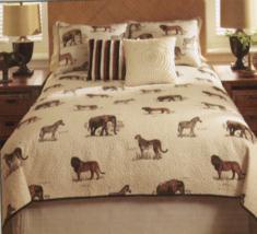 Serengeti Noble Excellence King Size Sham - $19.99