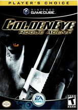 Goldeneye: Rogue Agent, Nintendo GameCube, Complete with Disc, Case, Man... - $9.99