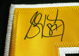 SIDNEY CROSBY / AUTOGRAPHED PITTSBURGH PENGUINS PRO STYLE HOCKEY JERSEY / COA image 5