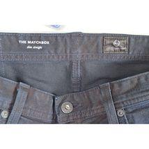 AG Adriano Goldschmied jeans 30 x 34 men Matchbox dark Slim Straight tall unique image 10